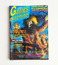 The Games machine n°38 gennaio 1992 rivista videogiochi
