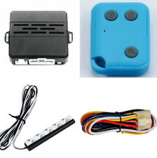 Auto Car Alarm System Induction Remote Control Engine Start with Sensor Anntenna