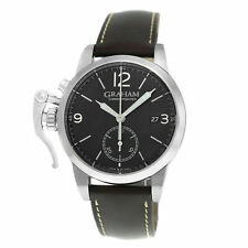 New Mens Graham Chronofighter 1965 2CXAS.B01A.L17S Automatic 42MM Watch