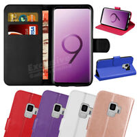 Case For Samsung Galaxy S10e S9 S8 Plus S7 Edge Leather Wallet Book Phone Cover