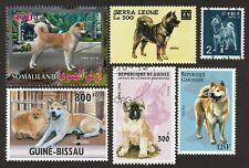Akita Inu * Int'l Dog Postage Stamp Art Collection * Unique Gift Idea