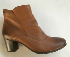 Chaussures bottines Méphisto neuves marron clair, 39