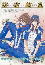 Prince of Tennis BL doujinshi-Yuudai YAMATO/TEZUKA KUNIMITSU-Pot yaoi