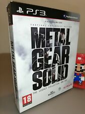 Metal Gear Solid The Legacy Collection Ps3 Playstation 3 Pal ita come nuovo