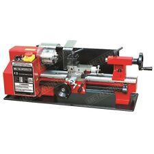 Tischdrehmaschine Hobbydrehmaschine Drehmaschine 300 mm Spitzenweite C2
