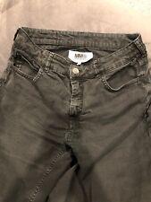Maison Martin Margiela Mm6 Off Black Jeans Us 6/m It 42