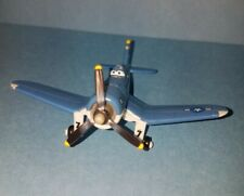 Skipper Riley Diecast Metal Disney Pixar Planes No. 7   1:55