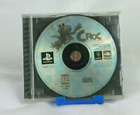 PS1 Croc: Legend of the Gobbos (Sony Playstation 1, 1997)