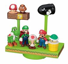 Epoch Super Mario World balance game Super Mario set New