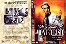 The Count of Monte Cristo (1934) - Rowland V. Lee,  Robert Donat  DVD NEW