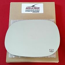 NEW Mirror Glass 97-00 DODGE RAM TRUCK Driver Side HEATED **FAST SHIPPING**