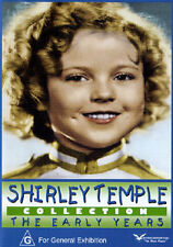 SHIRLEY TEMPLE COLLECTION - THE EARLY YEARS VOL.2 DVD