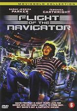 777001-Flight of the Navigator - Dutch Import  DVD NUOVO