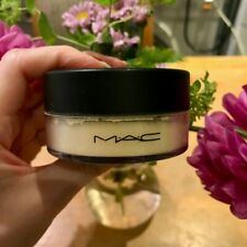 Authentic MAC makeup setting and baking powder soft yellow RRP £24