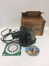 Vintage View Master Junior Projector with Box  And Reels E