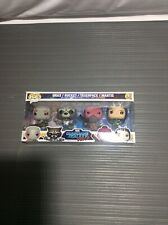 Marvel Guardians Of The Galaxy Funko 4 Pack Very Rare
