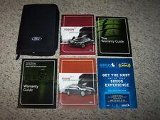 2011 Ford Fusion Owner Operator User Guide Manual S SE SEL Sport 2.5L 3.0L 3.5L