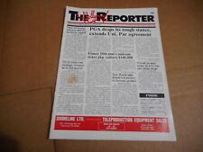 APRIL 6 1981 Hollywood Reporter movie Magazine - MGM - AFM sale