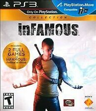 inFamous Collection (Sony PlayStation 3, PS3, 2012) No Manual