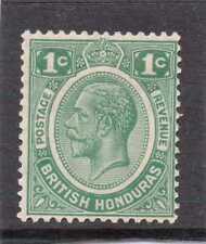 Lightly Hinged British Honduran Stamps (Pre-1973)