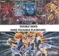 Konami YuGiOh Official Playmat Legendary Collection board mat 2 side