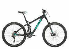 Felt Decree 30 Trail 27.5 Full Suspension MTB Mountain Bike - Black