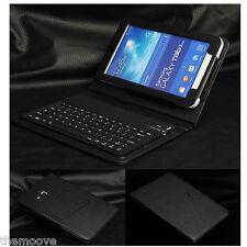 for Samsung Galaxy Tab 3 Lite 7.0 7 Sm-t110 T111 Bluetooth Keyboard Case & Film