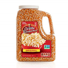 Orville Redenbachers Gourmet Popcorn Kernels, Original Yellow, 8 lb