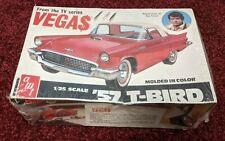 "~NEW~ SEALED *TV Series Vega$* amt ""'57 T-BIRD""  Car 1:25 MODEL KIT ~VINTAGE~"