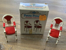 Vintage Ideal Petite Princess Fantasy Furniture Host Dining Chairs 4413-1 150
