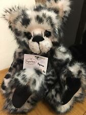 Kaycee Bears 'Apollo' Collectable Cat Limited Edition no. 9 of 50 BNWT + bag