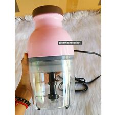 Capsule Food Cutter Quattre Juicer Blender Processor