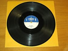 "DOO WOP GROUP 78 RPM - THE MOONGLOWS - CHESS 1629 - ""SEE SAW/WHEN I'M WITH YOU"""