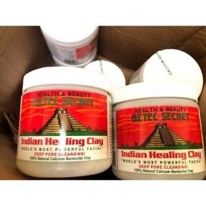 Aztec Secret Indian Healing Clay Deep Pore Cleansing Beauty Facial Mask - 10 LB