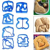 Animal Shape Sandwich Cutter Mold Cake Bread Toast Cookie Maker Kids Lunch Nice