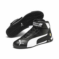 PUMA Men's Scuderia Ferrari R-Cat Mid Motorsport Shoes