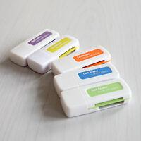 2X 4 in 1 Speicher Multi Kartenleser USB 2.0 für SD / TF / T-Flash / M2 Card QP