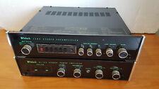 Mcintosh c 504 preamplificatore + mc 502 finale di potenza usati vintage