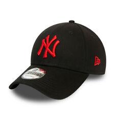 NEW ERA 940 MLB LEAGUE ESSENTIAL CAP NEW YORK YANKEES NY GORRA 12380594 NEGRO