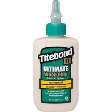 Titebond III Ultimate Wood Glue 118ml 4oz