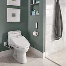 Toto Washlet Easy Install Electronic Elongated Bidet Toilet Seat T1Sw2024#3 0361