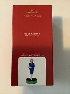 2020 Hallmark Keepsake Ornament Rose Nylund Betty White Golden Girls (54)