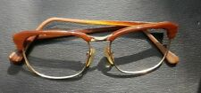 Occhiale unisex vintage anni 60, stile Ray-Ban Clubmaster. Original of the 60s.