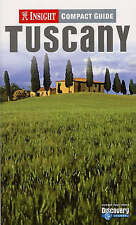 """""""AS NEW"""" Tuscany Insight Compact Guide (Insight Compact Guides), Pelz, Monika, B"""