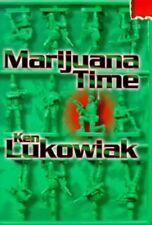 New, Marijuana Time, Lukowiak, Ken, Book