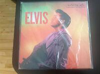 ELVIS,  ELVIS PRESLEY,   FRM 1382  180 GRAM LP AUDIOPHILE