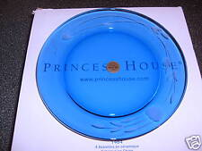 PRINCESS HOUSE HERITAGE SET OF 4 BLUE LUNCHEON PLATES