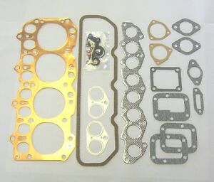 LAND ROVER SERIES 2, 2A & 3 - 2 1/4 (2.25ltr) PETROL REPLACEMENT HEAD GASKET SET