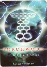 Torchwood Rare Trading Cards Pick From List 001 to 192