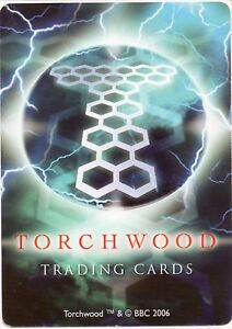 Torchwood Common Trading Cards Pick From List 100 to 148
